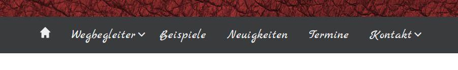 Grafik, Bild oder Icon in das WordPRess Navigationsmenü einfügen