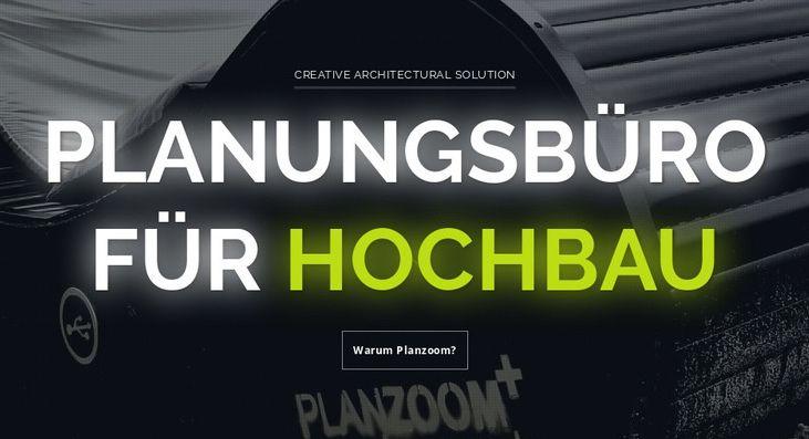 PLANZOOM+ creative architectural solution