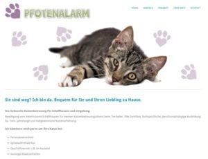Pfotenalarm - liebevolle Katzenbetreuung für Schaffhausen und Umgebung