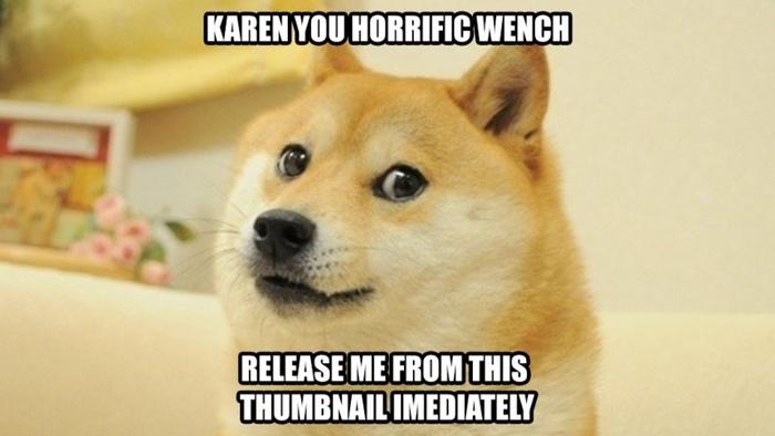 Kabous Dogecoin Meme