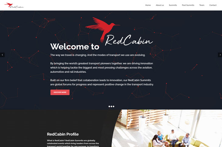 RedCabin | Home of the #RedCabinLIVE Summits